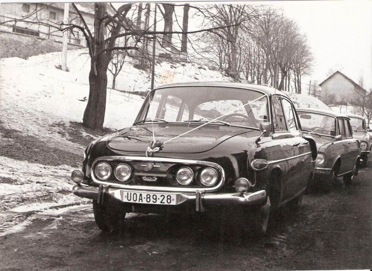 TORA Tatra 603 Archiv O